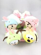 2017 Easter Tsum Tsum Wreath - Disney Store Japan - FREE SHIPPING