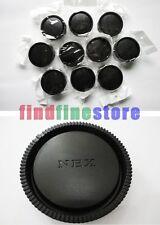 10pcs Rear lens cap cover for Sony E mount NEX camera lens Wholesale lots 10x