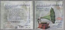 Als der Schlager Laufen Lernte Folge 10, CD