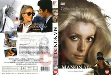 Manon 70 (1968) - Catherine Deneuve, Jean-Claude Brialy   DVD NEW
