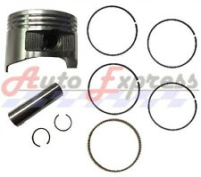 Honda GX200 6.5 HP .25 mm Over Standard Sized Bore Piston with Rings Pin Clips