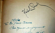 Yiddish Poetry in Roman Alphabet, Mishael Persall, SIGNED 1931