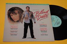 LP COLONNA SONORA ORIG SOUNDTRACK BLIND DATE 1°ST 1987 NM ! AUDIOFILI