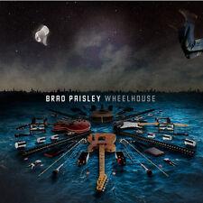 BRAD PAISLEY Wheelhouse CD BRAND NEW Bonus Tracks