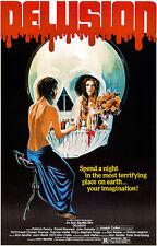 Delusion - 1981 - Movie Poster