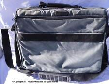 TOSHIBA LAPTOP NOTEPAD PADDED CARRYING BRIEF CASE SHOULDER BAG JZ823