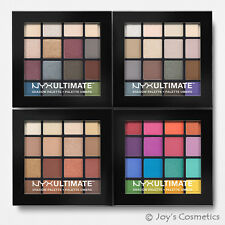 "2 NYX Ultimate Shadow Palette - Eyeshadow ""Pick Your 2 Color"" *Joy's cosmetics*"