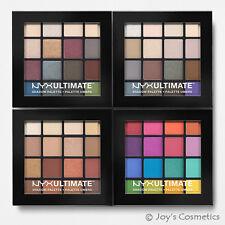 "4 NYX Ultimate Shadow Palette - USP Eyeshadow ""Full Set"" *Joy's cosmetics*"