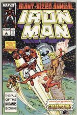 Iron Man: Annual #9 VG+ 1987