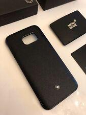 MONTBLANC *MST* Leder Samsung S7 Hard phone Case Cover Hülle NP200€ 115837 -1673