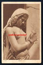 AK - LEHNERT & LANDROCK - Nr. 212 - Fillette arabe - HAREM - AFRIKA - MAGHREB