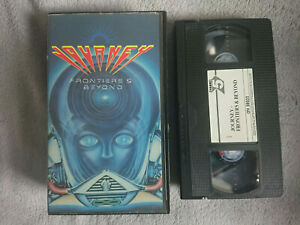 Journey - Frontiers and Beyond VHS 1984 Classic Rock AOR Music Video