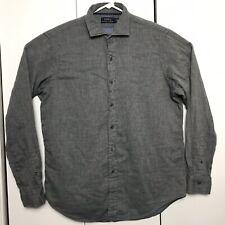 Ralph Lauren Purple Label Long Sleeve Button-Down Shirt Men's Size Large