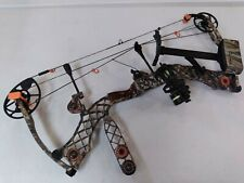 """New listing Used Mathews Helim Compound Bow, 70# RH, 30"""" draw, Lost Cano"""