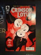 Crimson Lotus #2 Dark Horse Comics Vf/Nm 9.0 (Cb3888)