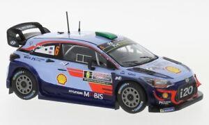 Hyundai i20 WRC, No.6, Rallye WM, Rallye Australien, 1:43, IXO