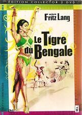 """DVD """"il Tigre Bengala"""" - Edizione Collezionista - Fritz Lang NUOVO IMBALLATO"""