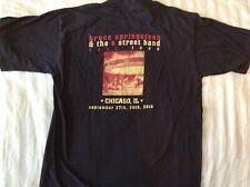 Bruce Springsteen & The E Street Band T-Shirt 1999 Chicago Large