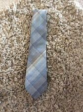 MENS ASSORTED BLUES/GREYS/BEIGES POLYESTER TIE WITH ASSORTED STRIPE FROM TOOTAL