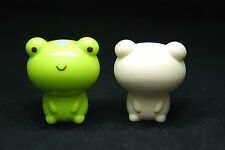 Silicone Mold Polymer Clay Soap Making Mold Candle Melting Wax Resin,2D Frog