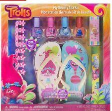 Townley Girl Dreamworks Trolls Movie Spa Kit, Pedicure Station Gift Set, Shoes