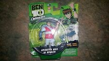 "BANDAI BEN 10 TEN OMNIVERSE GRANDPA MAX IN ARMOR 4"" 10cm ACTION FIGURE"