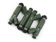 4 Pcs Fuel Injectors Set For Toyota Chevy Prizm Matrix Corolla 1.8L 23250-22040