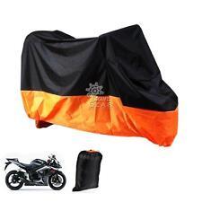 XXXL Orange Motorcycle Cover For Honda PCX150 Forza Ruckus Metropolitan Elite