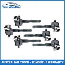Set of 6 Ignition Coils for BMW 320i 323i 325i 328i 330i 520i 6 Cyl. Engine
