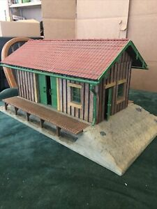 Pola LGB 905 Freight Station G scale buildings: