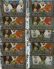 2007/8 MCDONALDS NHL UPPER DECK COLLECTABLE CARDS 10 PACKS