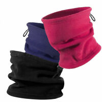 Men Women Winter Warmer Neck Snood Scarf Balaclava Ski Face Mask Beanie Hat Caps