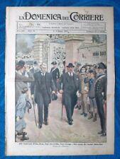 La Domenica del Corriere 2 maggio 1920 Lloyd George,Nitti - Treviso - Polonia