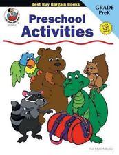 Best Buy Bargain Books: Preschool Activities