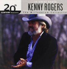 Kenny Rogers - Millennium Collection: 20th Century Masters [New CD]