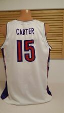 Toronto Raptors Trikot NBA CARTER Champion Jersey Shirt Camisola Camiseta 48 XL