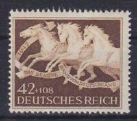 DR Mi Nr. 815 **, 9. Rennen Deutsches Reich 1942, postfrisch, MNH