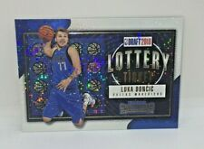 Luka Doncic 2018-2019 rc rookie contenders lottery ticket Dallas Mavericks