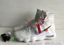 NIKE x OFF-WHITE Hyper dunk White Sneakers UK 10