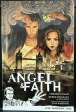ANGEL & FAITH: LIVE THROUGH THIS SEASON 9 VOL 1~ DARK HORSE TPB NEW