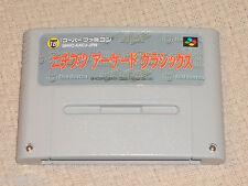 Crazy Climber, Moon Cresta & Frisky Tom Super Famicom Nintendo SNES Cartridge