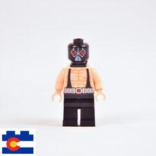NEW LEGO Bane with Poison Minifigure DC Super Heroes 71240 Dimensions  Batman