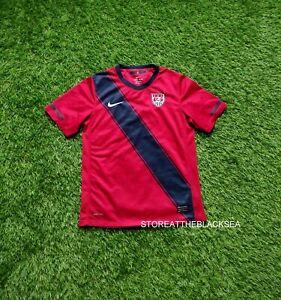 USA NATIONAL TEAM 2010 2012 THIRD FOOTBALL SOCCER SHIRT JERSEY NIKE