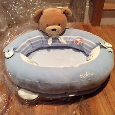 NWT Kaloo Blue Blue Pool Bear Tapis Sofa