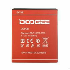 Original GB/T18287-2013 Replacement Li-ion Battery For DOOGEE X5 X5 PRO 3100mAh