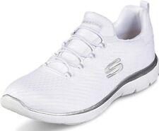 Skechers vertici Memory Foam Scarpe da ginnastica, UK 5.5