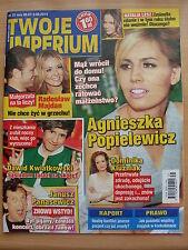 TWOJE IMPERIUM 31/2014 A.POPIELEWICZ,J.Bieber,Kevin McEnroe,K.Reeves,Katie Price