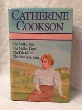 Catherine Cookson - The Mallen Girl Omnibus - 1st 1983 in D/W - SIGNED BY AUTHOR