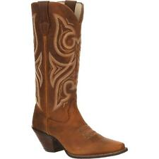 Ladies Durango Tan Jealousy Western Boots NEW