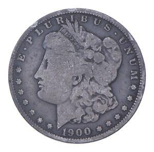 Early - 1900-O Morgan Silver Dollar - 90% US Coin *924